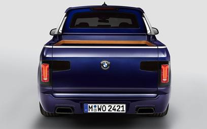 BMW X7 Pickup: Tak pracują stażyści w BMW