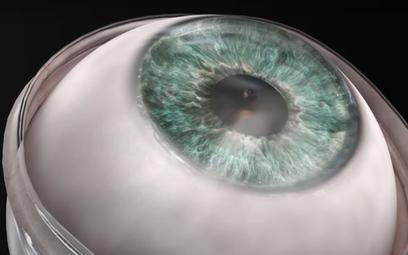 Niewidomy mężczyzna odzyskał wzrok. Rewolucyjny implant