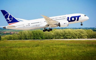 LOT: W 2019 roku 10 milionów pasażerów, 114 milionów złotych zysku