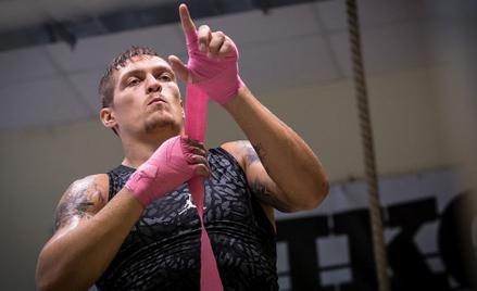 Oleksandr Usyk ma mistrzowskie pasy czterech głównych federacji w wadze junior ciężkiej