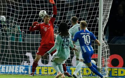 Ondrej Duda daje swojej drużynie zwycięstwo z Bayernem