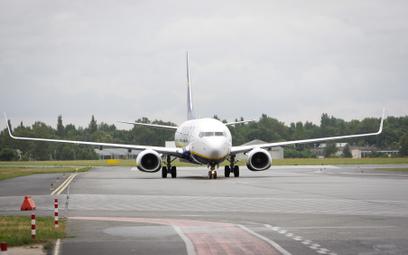Łódź. Zakażony Brytyjczyk próbował wejść do samolotu