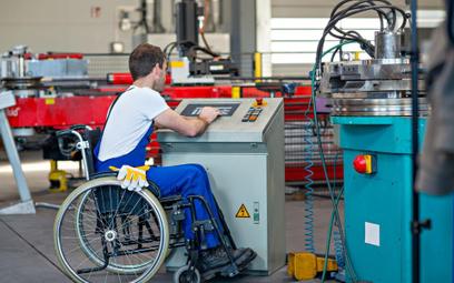 Pandemia nie wydłużyła zgód na dłuższą pracę niepełnosprawnych