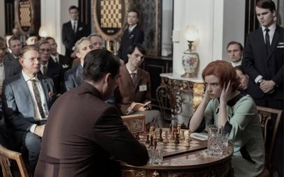 """""""Gambit królowej"""" był najchętniej oglądanym serialem Netfliksa"""