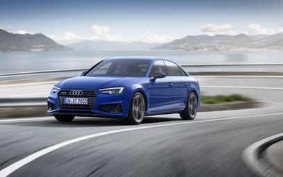 Audi A4: Zmiany, których nie widać