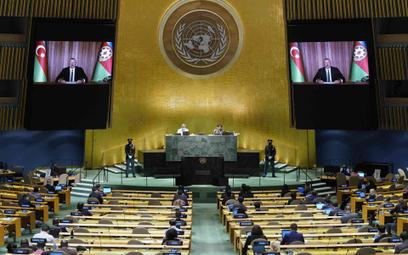Posiedzenie Zgromadzenia Ogólnego ONZ