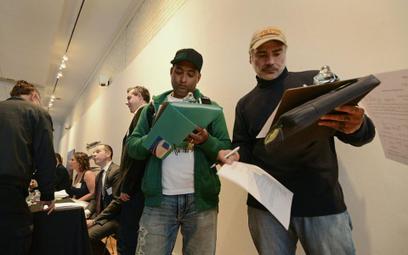 USA: Coraz więcej Amerykanów jest nieaktywnych zawodowo