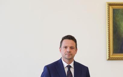 Jak będzie wyglądać ruch Rafała Trzaskowskiego?
