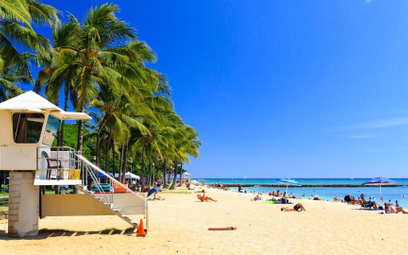 Hawaje: Zagrożenie atakiem nie wywołuje paniki
