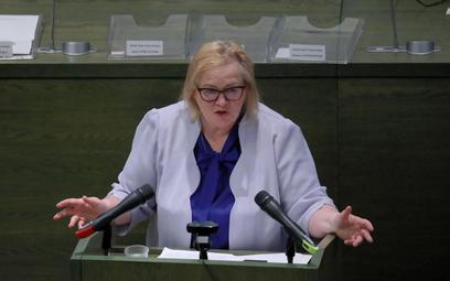 I Prezes Sądu Najwyższego, Małgorzata Manowska
