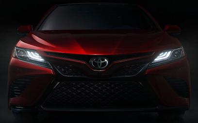 Toyota Camry: W USA lider sprzedaży od 22 lat