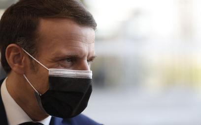 Jędrzej Bielecki: Macron zaprasza na salony
