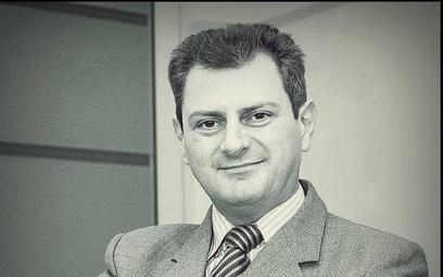 Tomasz Błeszyński, prezydent Federacji Porozumienie Polskiego Rynku Nieruchomości