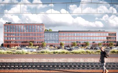 Biurowiec Punkt w Gdańsku-Wrzeszczu – inwestycja spółki Torus