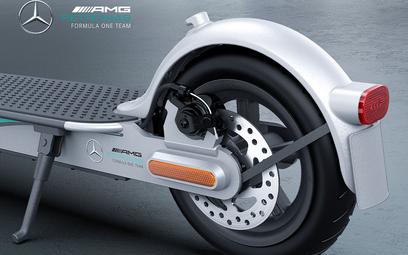 Xiaomi z Mercedesem AMG stworzyli wyjątkową hulajnogę