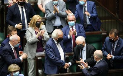 Ryszard Terlecki po głosowaniu: Opozycja jak zwykle bez planu