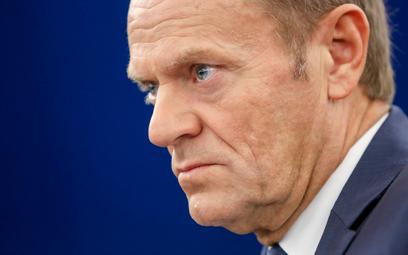 Tusk: Mam powody, by szczerze nie znosić obecnie rządzących