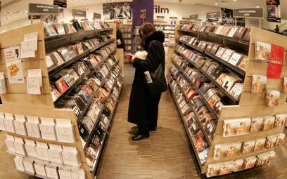 DVD i CD umierają. Ale nie u nas