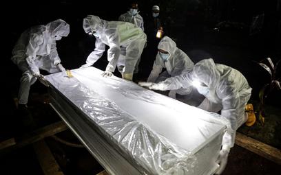 Koronawirus. WHO: Rekordowy przyrost liczby zakażeń w ciągu tygodnia