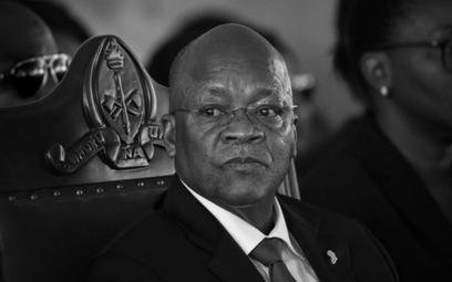 Prezydent Tanzanii John Magufuli nie żyje