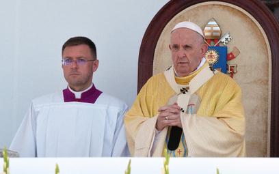 Papież na Węgrzech. Wzywa do większej otwartości