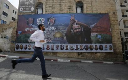 Strajk głodowy Palestyńczyków. Lider Marwan Barguti podjada