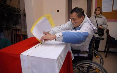 Samorządy powinny pomóc niepełnosprawnym wyborcom