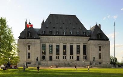 Budynek Sądu Najwyższego Kanady