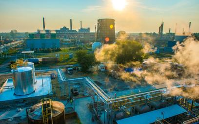 Fabryka nawozów azotowych w Tarnowie