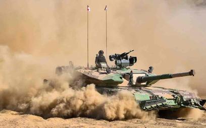 Program czołgu podstawowego Ardźun Mk 1A zmierza ku szczęśliwemu końcowi fazy badawczo-rozwojowej. F