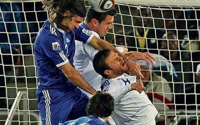 Bawili się piłką jak Barcelona