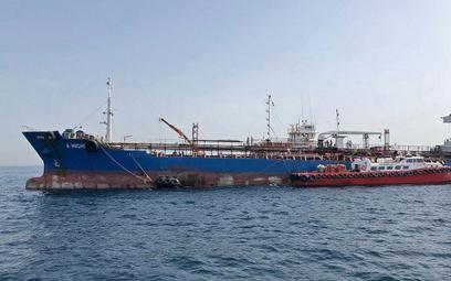 Norweski ubezpieczyciel: Iran stoi za atakiem na tankowce