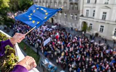 Ostatni marsz KOD w Warszawie, 24 września
