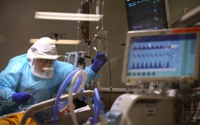 Pierwszy udany przeszczep płuc pacjentki z Covid-19