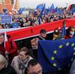 Koalicja Obywatelska zachęcała wyborców do demonstrowania na placu Zamkowym w niedzielę