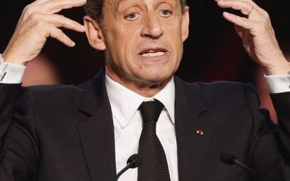 Nicolas Sarkozy złapał wiatr w żagle