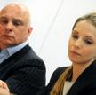 Mąż i córka Julii Tymoszenko