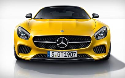 W przyszłości modele AMG z silnikami elektrycznymi