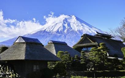 Majestatyczna góra Fuji to symbol Japonii.