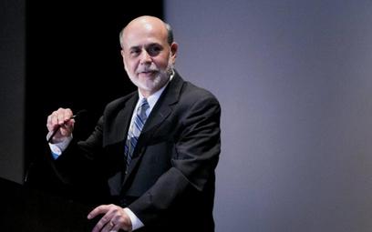 Bernanke został blogerem