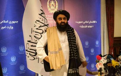 Amir Khan Muttaqi, szef MSZ w rządzie talibów
