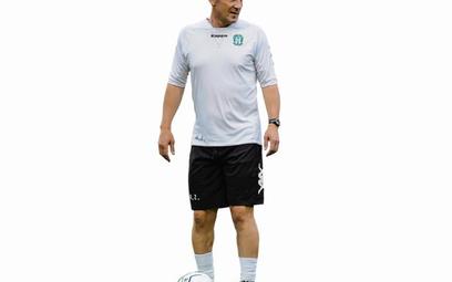 Marek Zub, polski trener, który z Żalgirisem Wilno dwukrotnie zdobył mistrzostwo Litwy