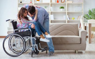 Polski Ład PiS: opiekunowie niepełnosprawnych mają być równo traktowani