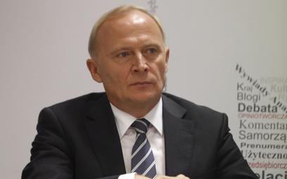 Były wiceminister obrony narodowej Czesław Mroczek