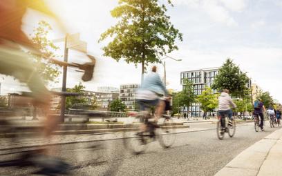 Coraz mniej kradzieży rowerów