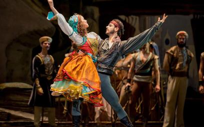 Korsarz - Taneczny żywioł bez maski