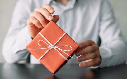 Daniny od nagród w programie motywacyjnym nieodprowadzi klient