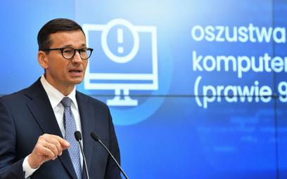 Premier: Powstanie Centralne Biuro Zwalczania Cyberprzestępczości
