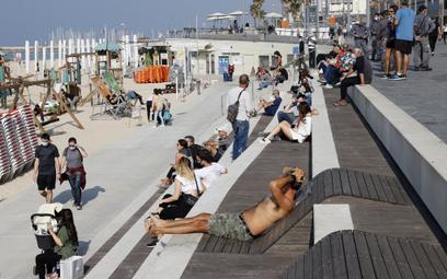 Izraelska turystyka liczy, że ruszy wiosną. Na razie kraj ma trzeci lockdown
