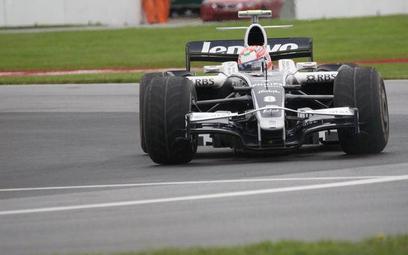Bolid Toyoty-Williamsa z zeszłorocznego Grand Prix Kanady
